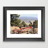 Denver Framed Art Print