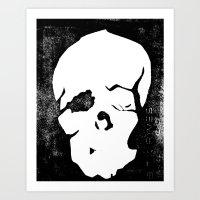 xskullx Art Print