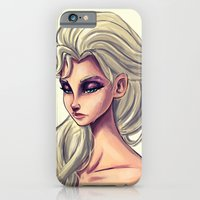 Queen Elsa iPhone 6 Slim Case