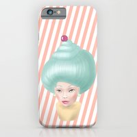 Miss Cupcake iPhone 6 Slim Case