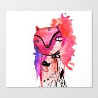 Magento Canvas Print