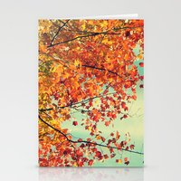 It's A Leaf Thing 3 Stationery Cards