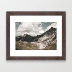 Cathedrals - Landscape Photography Framed Art Print