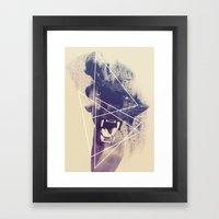 HERLEO Framed Art Print