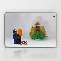Hawkeye the creeper Laptop & iPad Skin