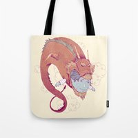 Dreamt I Could Fly Tote Bag