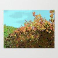 Autumnal Canvas Print
