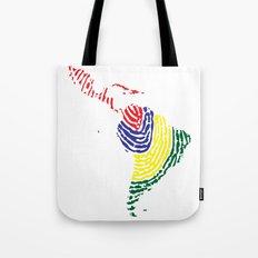 Latin America Tote Bag