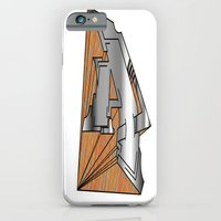 The Letter A iPhone 6 Slim Case