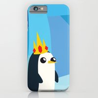 iPhone & iPod Case featuring Gunter for Ice King 2012! by designbyash