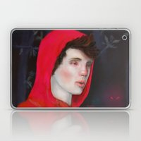 A Red Night Laptop & iPad Skin