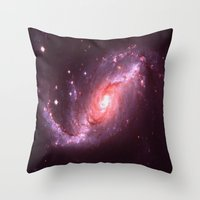 Your Own Galaxy Throw Pillow