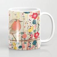 je ne suis pas qu'un oiseau Mug
