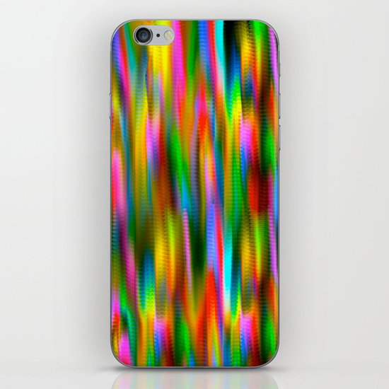 Melt iPhone & iPod Skin