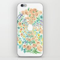 in the valley iPhone & iPod Skin