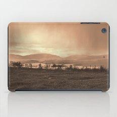 Hidden Hills iPad Case