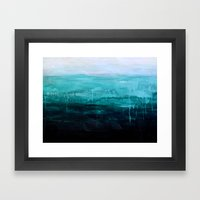 Sea Picture No. 2 Framed Art Print