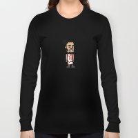 8-Bit: Joakim Noah Long Sleeve T-shirt