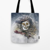 The Beauty Of The Long-D… Tote Bag