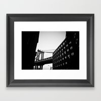 Once Upon A Time In Amer… Framed Art Print