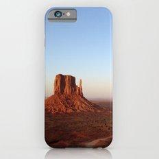 Monument Valley Landscape at Sunset iPhone 6 Slim Case