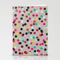 Confetti #2 Stationery Cards