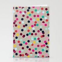 Confetti #2 Stationery Cards