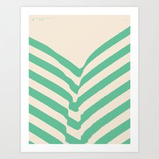 PARK PLANTS 002 — Matthew Korbel-Bowers Art Print