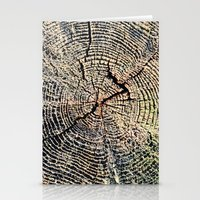 How Much Wood Would A Wo… Stationery Cards