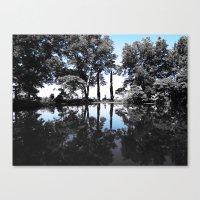 Kings Walden Canvas Print