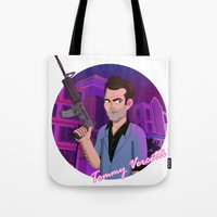 Vice City: Tommy Vercetti Tote Bag