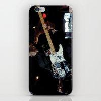 Tom Morello - Rage Against the Machine /AUDIOSLAVE iPhone & iPod Skin