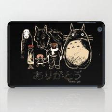 Tribute for Miyazaki iPad Case