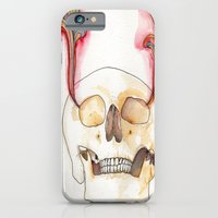 iPhone & iPod Case featuring Soul Escape by Purdypowny