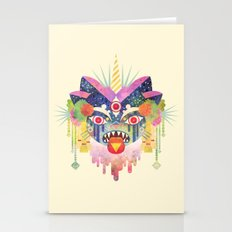 Demon Kitty Stationery Cards