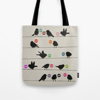 Birdsong Gosh By Rachel … Tote Bag