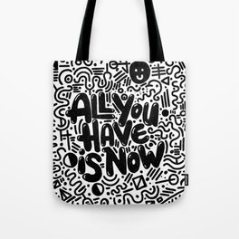 Tote Bag - ALL YOU NEED IS NOW - Matthew Taylor Wilson