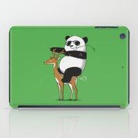 Born To Be Wild iPad Case