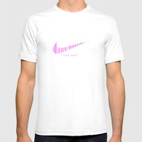 No. 12 Mens Fitted Tee White SMALL