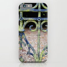 Heart and swirls iPhone 6s Slim Case