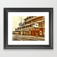 Give My Regards To Broadway Framed Art Print