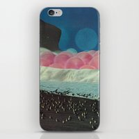 The Time It Takes To Hea… iPhone & iPod Skin