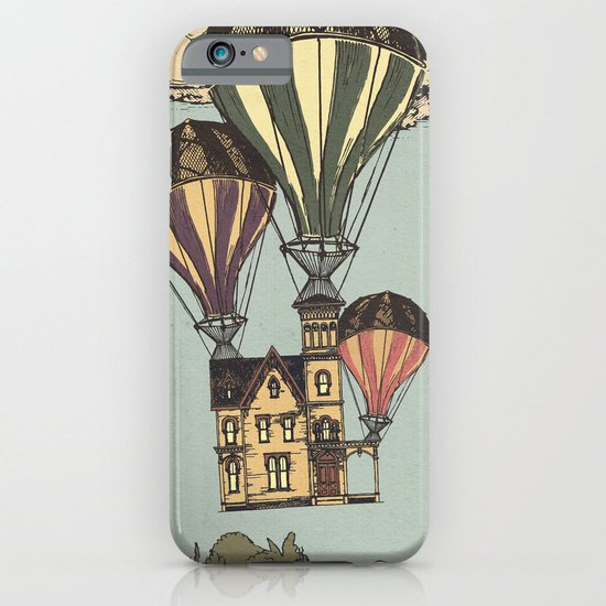 Steam UP iPhone & iPod Case