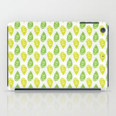Turn Over A New Leaf iPad Case