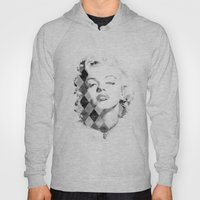 Marilyn Monroe Black And… Hoody