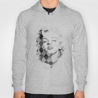 Marilyn Monroe Black And… Hoody