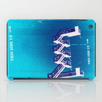 Stairs Up iPad Case