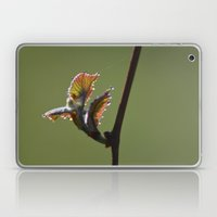 Dew In Spring - A Nature… Laptop & iPad Skin