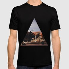 Cibeles SMALL Black Mens Fitted Tee