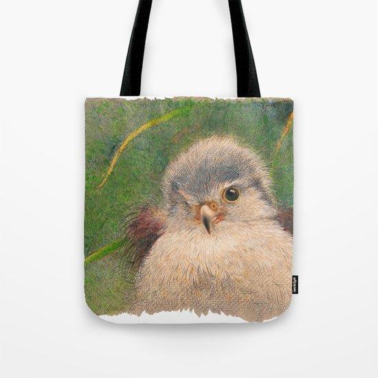 Nestling Tote Bag